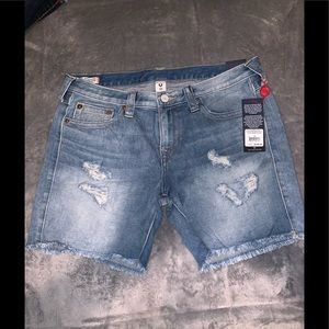 True religion jayde shorts /// brand new with tags